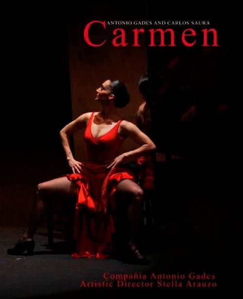 Carmen Antonio Gades