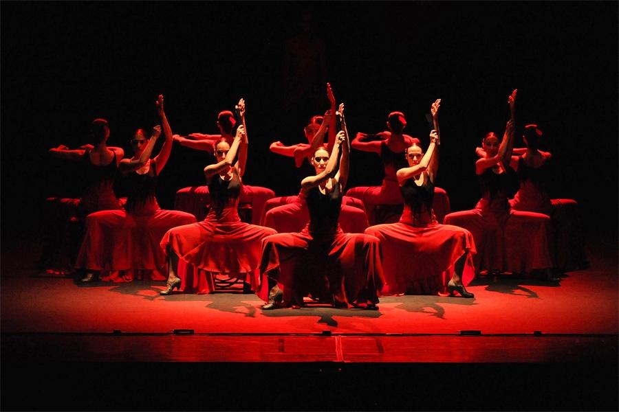 Bolero de ravel – Ballet Nacional de España